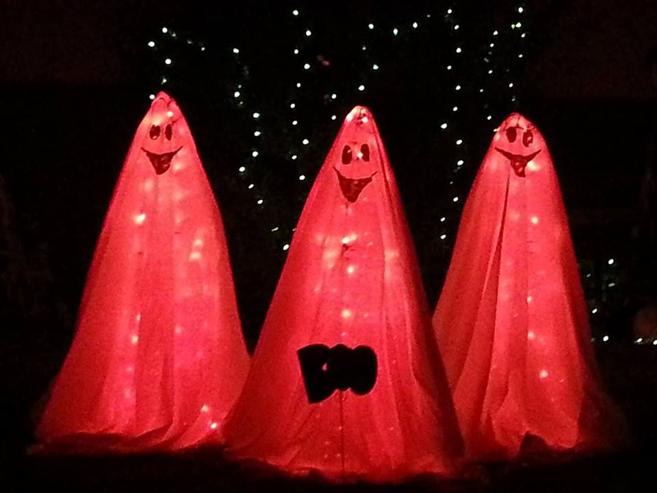 Ghost Decorations night lights home decorate decoration halloween - halloween ghost decor