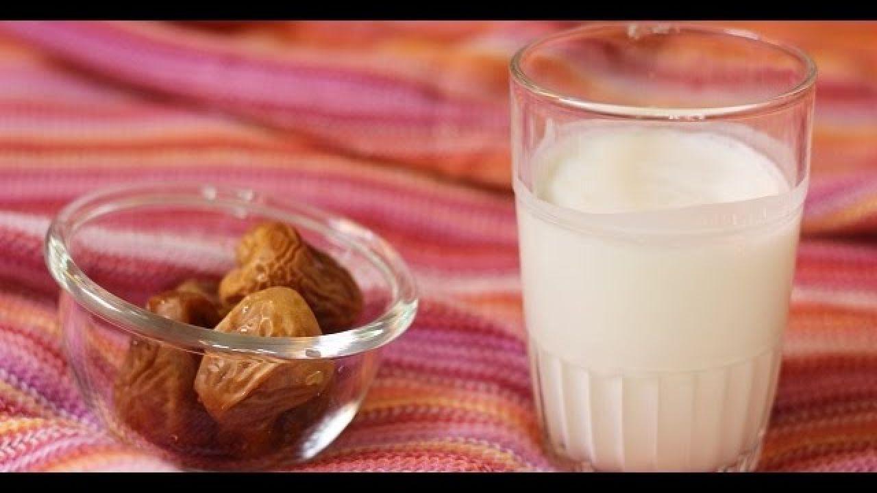 رجيم التمر واللبن للمرضع Milk Food Glass Of Milk