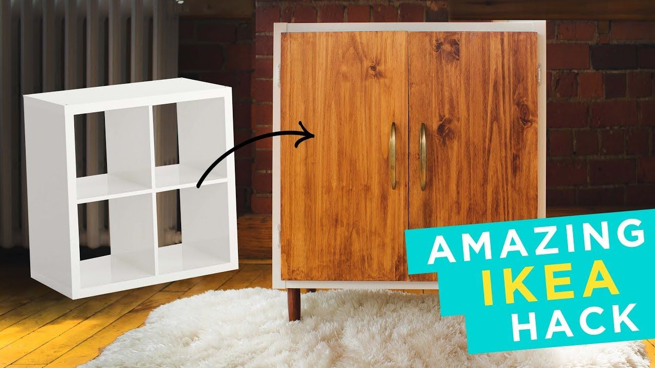 Ikea Expedit Youtube Extreme Ikea Makeover Youtube Diy Re Imagination Muebles