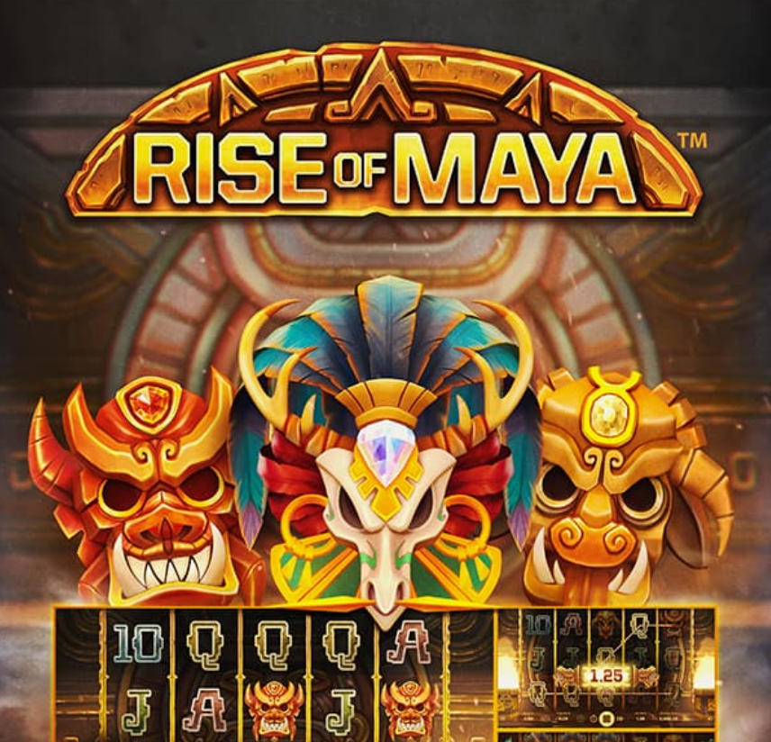 Play Rise of Maya™ ᐈ Get a Bonus up to £200 + Free Spins