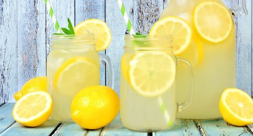 Photo of Make lemonade yourself – The best recipes for summer!