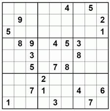 free printable sudoku puzzles | Favorite Places & Spaces | Free