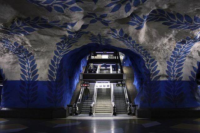Stockolm subway