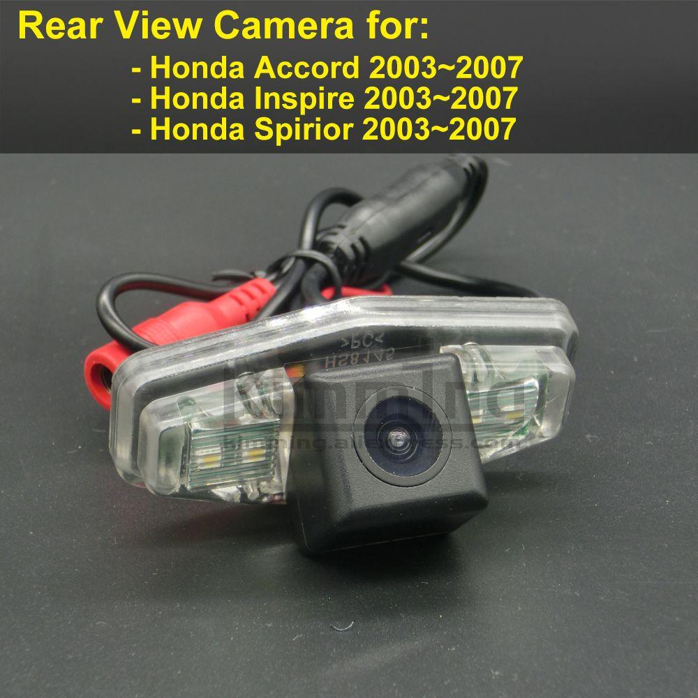Car Rear View Camera For Honda Accord Inspire Spirior 2003
