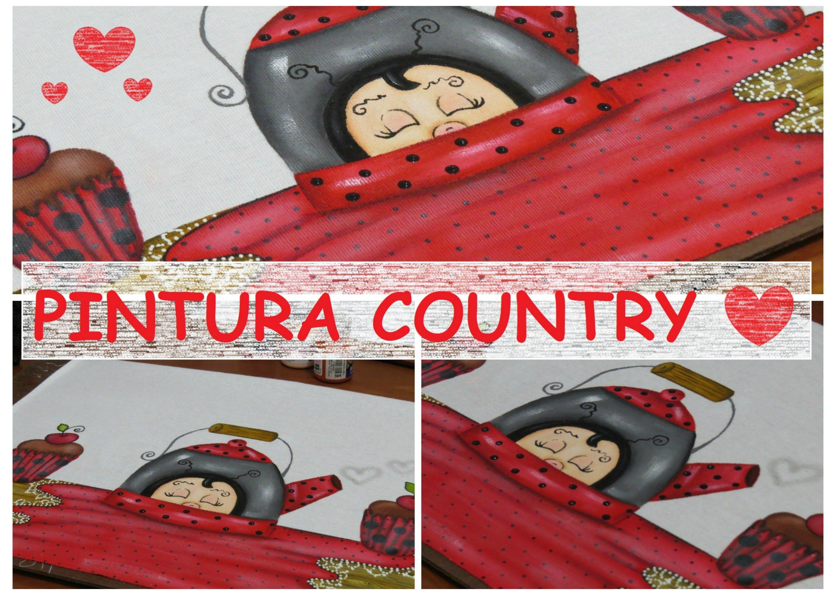 PINTANDO CHALEIRA COUNTRY!