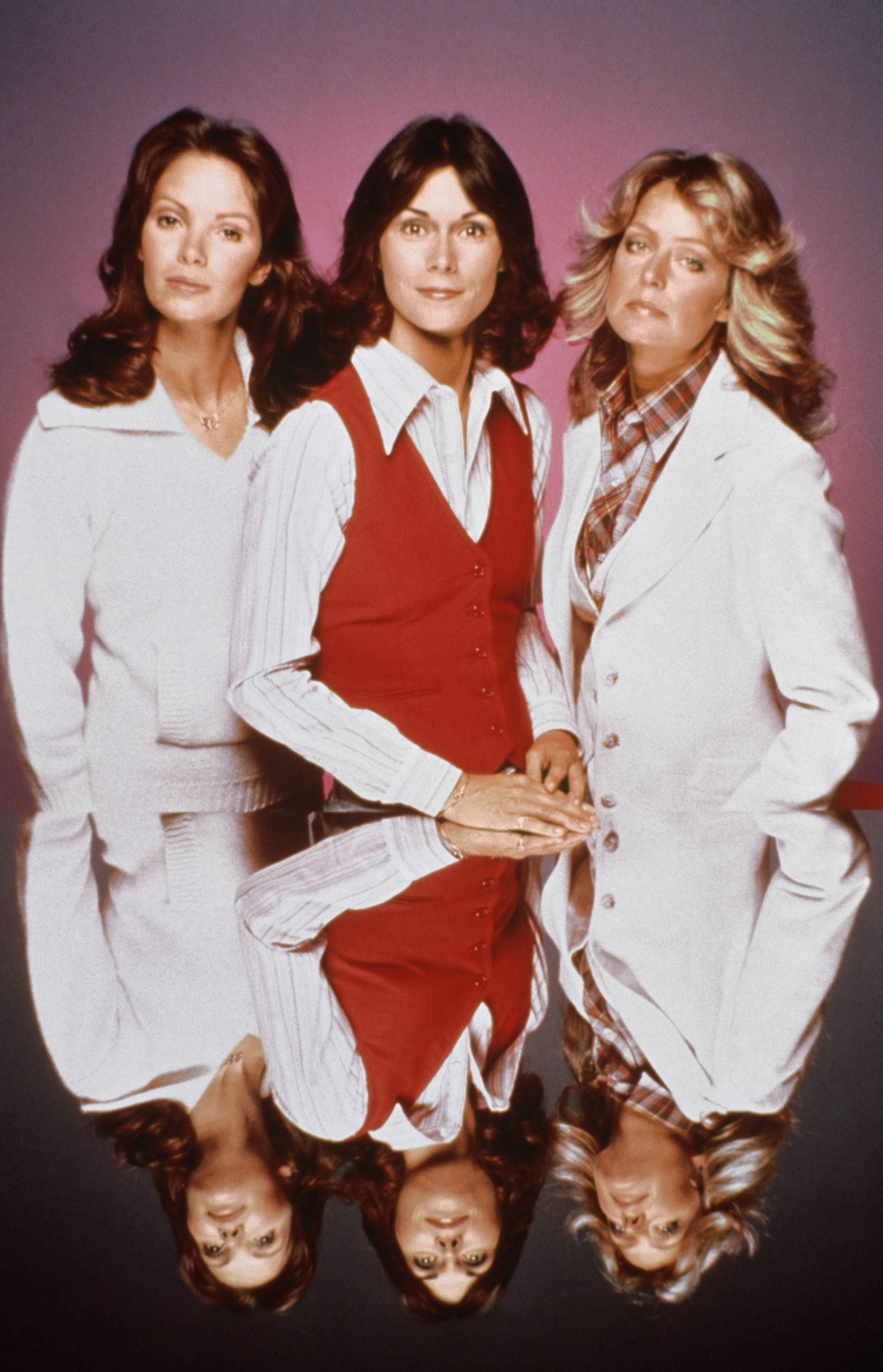 'Charlie's Angels' The Original Cast Today Charlies