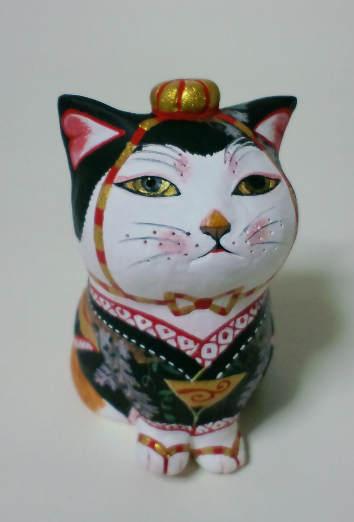 Yahoo Japan 猫のイラスト キャットアート 招き猫