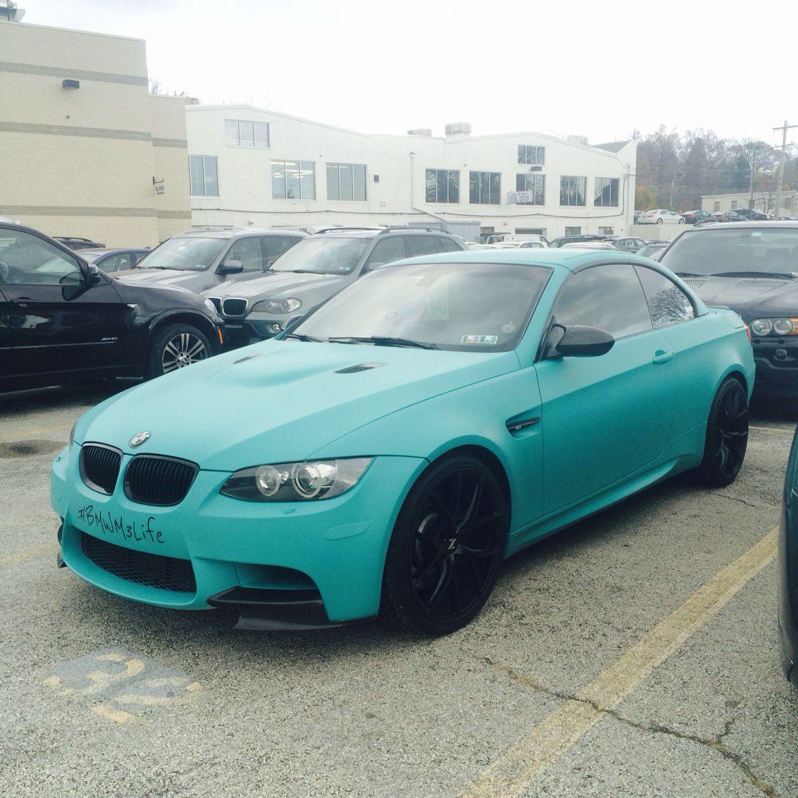 Tiffany Blue M3
