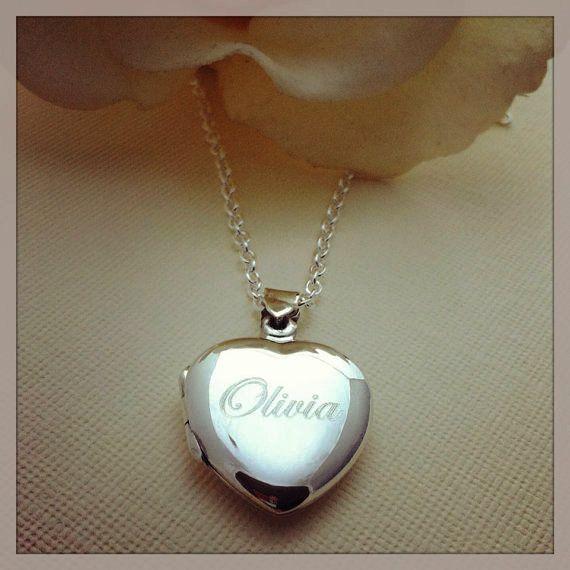 Silver Locket Design For Girl in Jewellery Shop Near Me ...