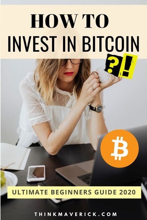 How to Invest in Bitcoin: The Ultimate Guide for Beginners - ThinkMaverick - My Personal Journey through Entrepreneurship
