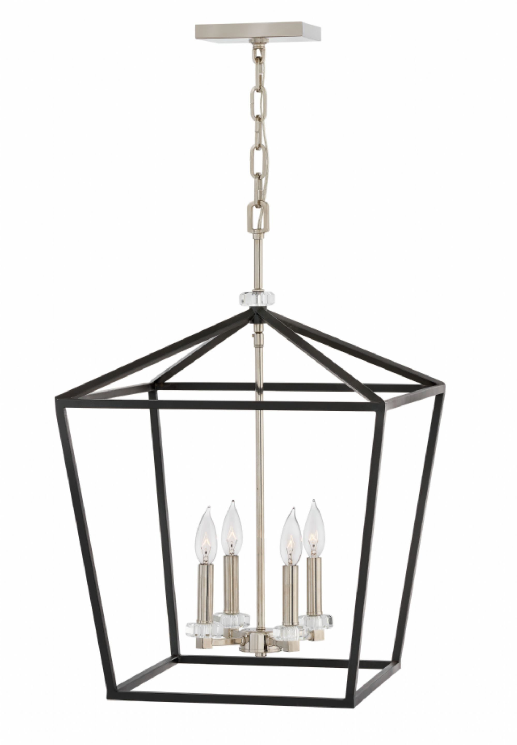 Hinkley Lighting Carries Many Black Stinson Interior Hanging Light Fixtures That Can Be Used To Enhance