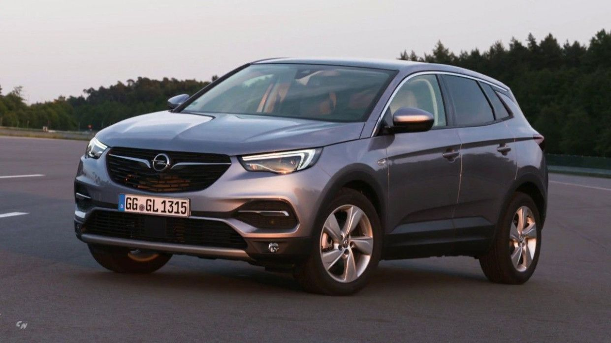 new opel suv 2020