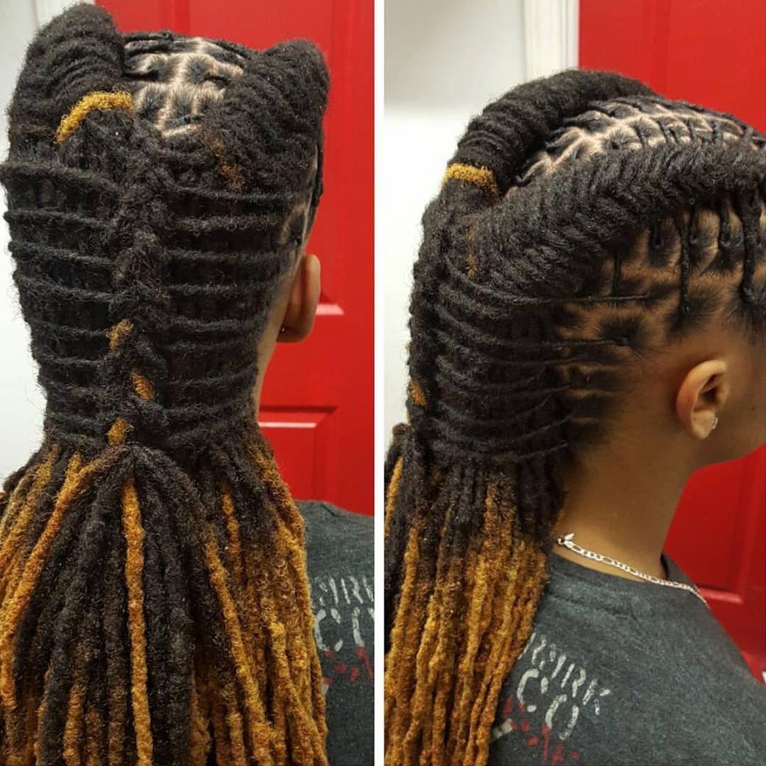 Loc Retwist Style Luv It Dreadlock Hairstyles For Men Dreadlock Hairstyles Dread Hairstyles