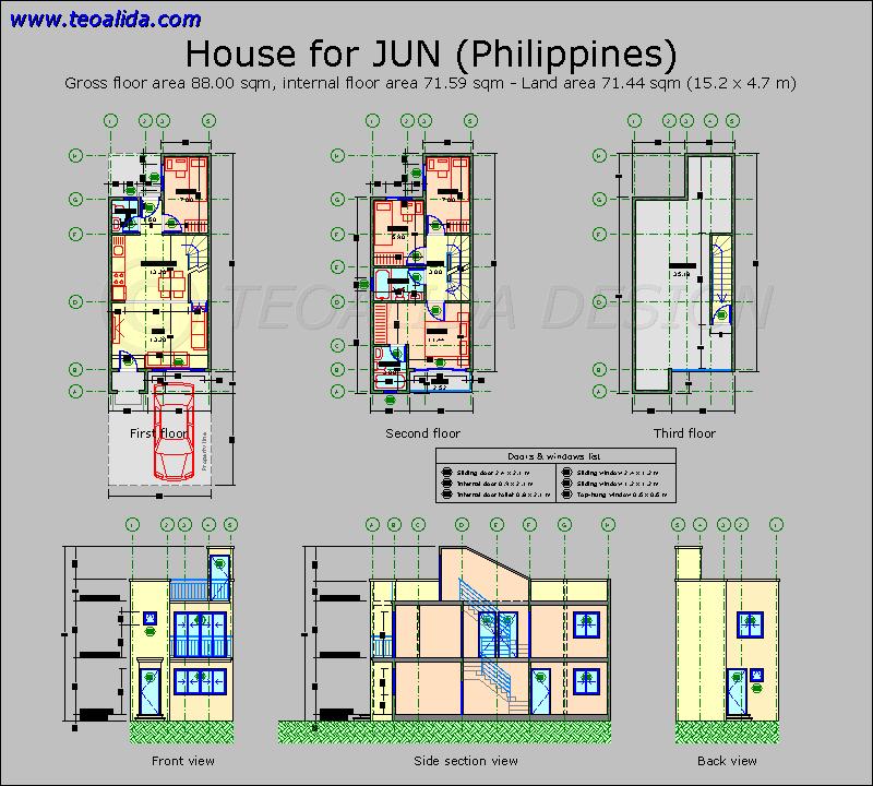 7dce3f512ef35de8e49a38986b7c3f16 - 12+ Small Row House Design Philippines Pics
