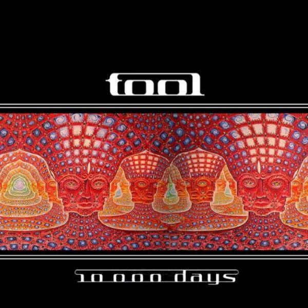 2006 Tool - 10,000 Days [Tool Dissectional] (original