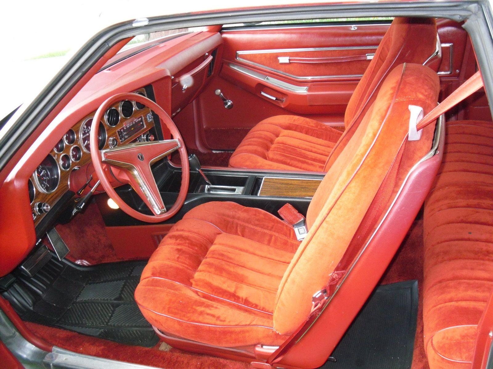 Picture Of 1977 Pontiac Grand Prix Sj Interior Roger Had This