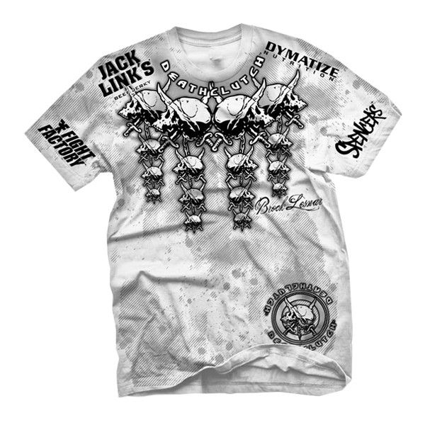 Deathclutch X Brock Lesnar Ufc Walkout T Shirts Clothes Design Brock Lesnar Ufc Shirts