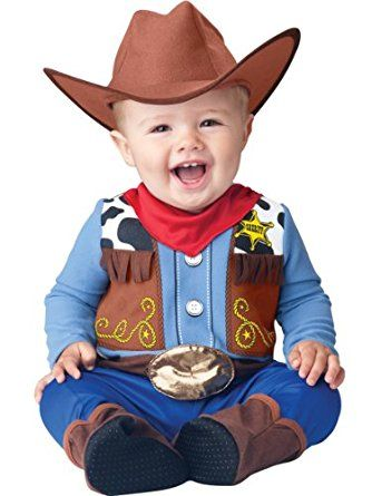 Baby boy costume ideas - Little Cowboy. So precious! Available on Amazon!  sc 1 st  Pinterest & Baby boy costume ideas - Little Cowboy. So precious! Available on ...