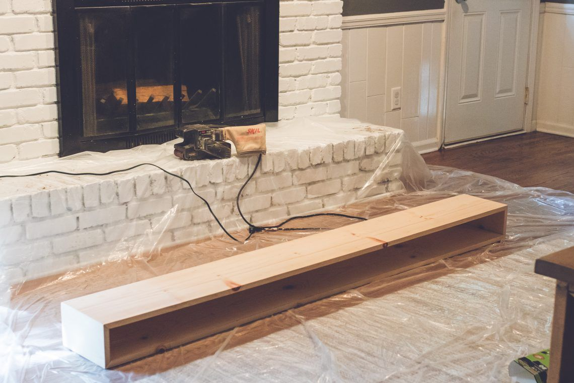Barnwood Faux Fireplace Reclaimed Barn Beam Fireplace Mantels