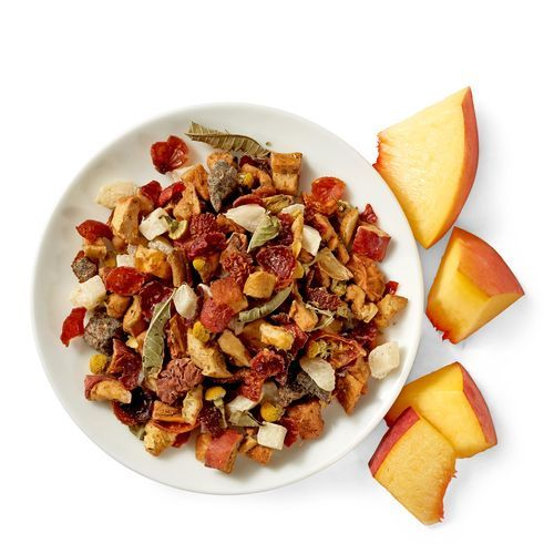 Peach Tranquility® Herbal Tea - Sweet peach infusion with light citrus and floral undertones - 1 lb - $55.84