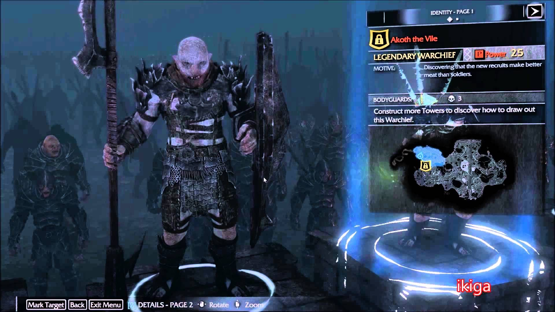 Image result for shadow of mordor warchiefs