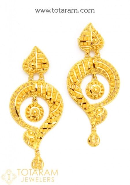 A #breathtaking #designer #earring from our #beautiful #jewellery ...