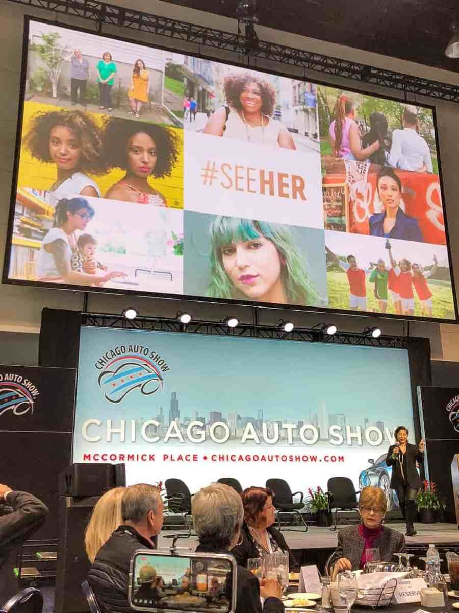 Women Effecting Change in the Automotive Industry