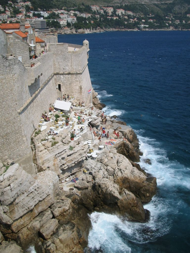 dubrovnik croatia hole in the wall bar travel spot on hole in the wall id=94518