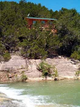 Cedar Falls Cabins, Davis, Oklahoma, Are Located Near Turner Falls Park In  The Arbuckle Mountains Of Southern Oklahoma.