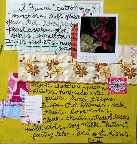 Art Journal 4/08 | Flickr - Photo Sharing!