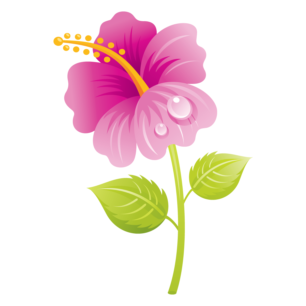 flowers clipart Free Large Images Flower art
