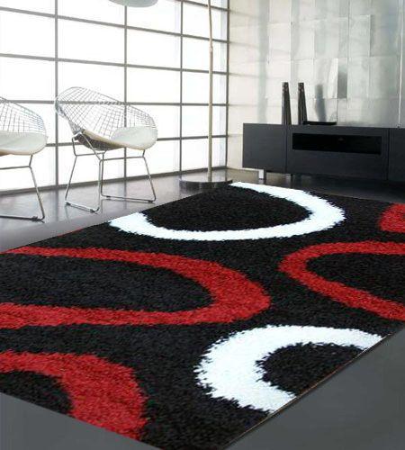 Details About New Floor Rug Shaggy Shag Thick Plash Soft 160x230cm Tapete De Pompom Tapete De Retalho Tapete Talagarca