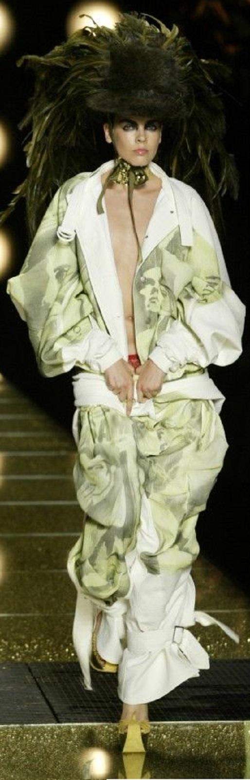Dior Couture - fall winter 2002 - John Galliano