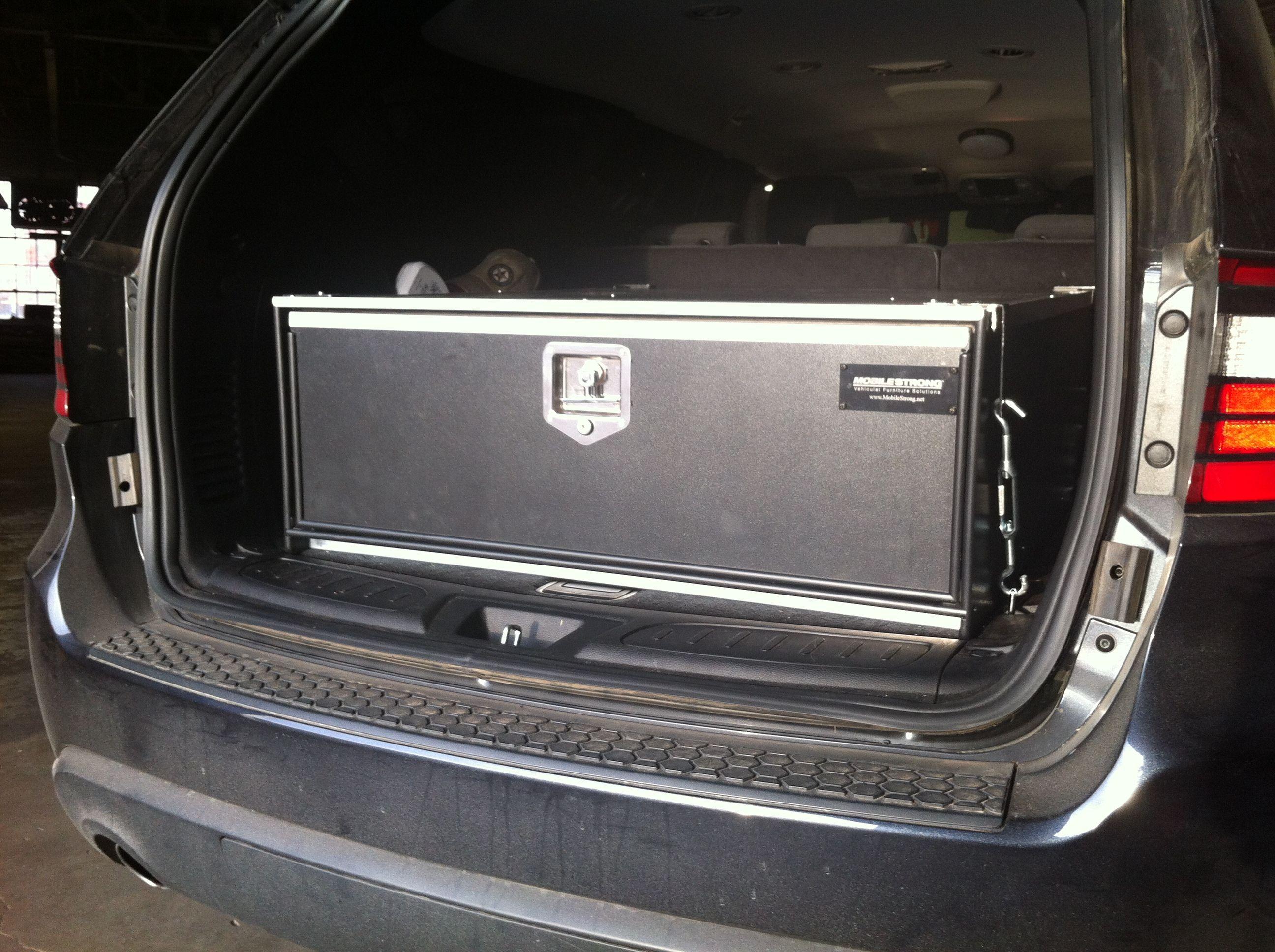 Suv Storage Drawer For 2014 Dodge Durango Mobilestrong