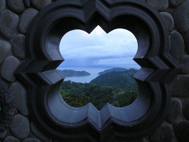 Hotel Villa Caletas, on a hilltop in the Central Pacific coast of Costa Rica.