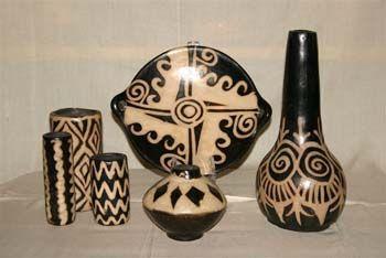 Lenca pottery from honduras para mi casa honduras - Ceramica san pedro ...