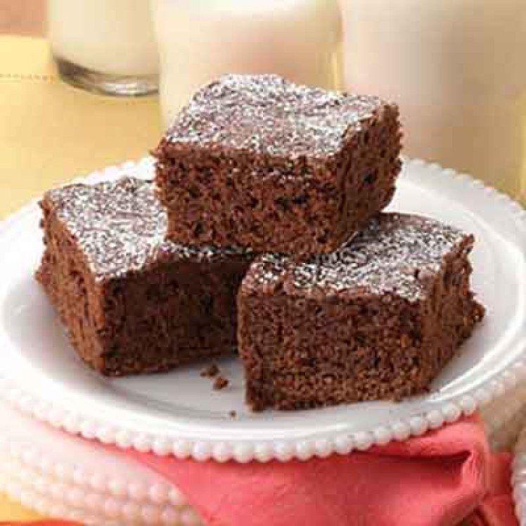 Passover Brownie Cake Recipe