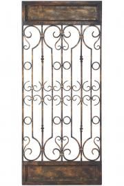 Iron Gate Wall Decor Irongate Metal Wall Art  Hope To Do This  Pinterest  Metal Wall