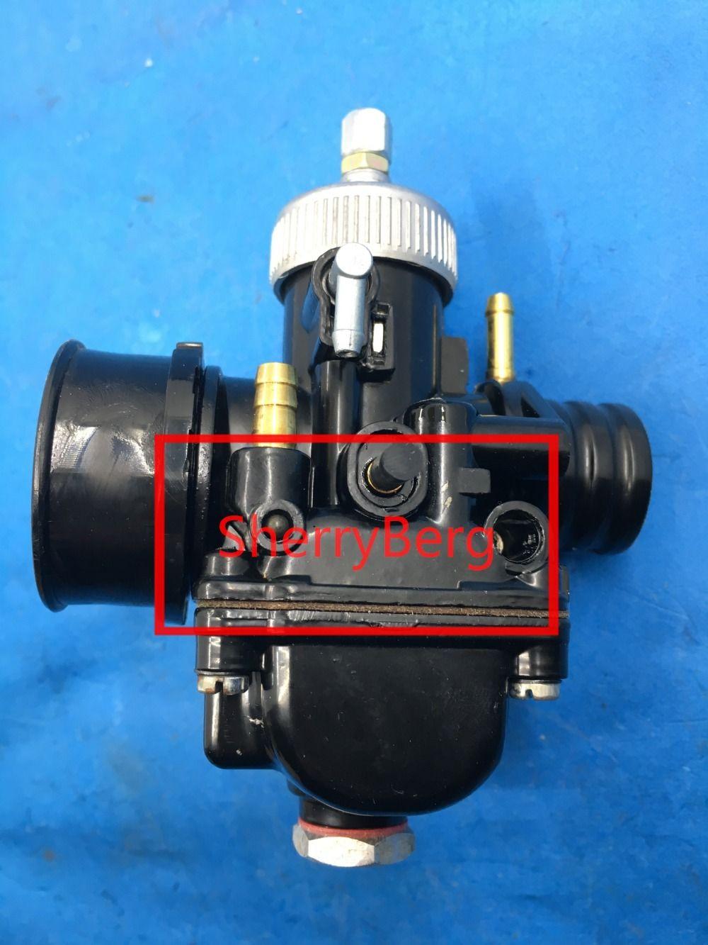 Dellorto Model carburetor PHBG 21MM BLACK 70cc 90cc carby
