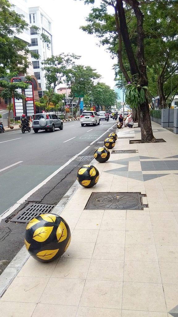 jalanan di surabaya