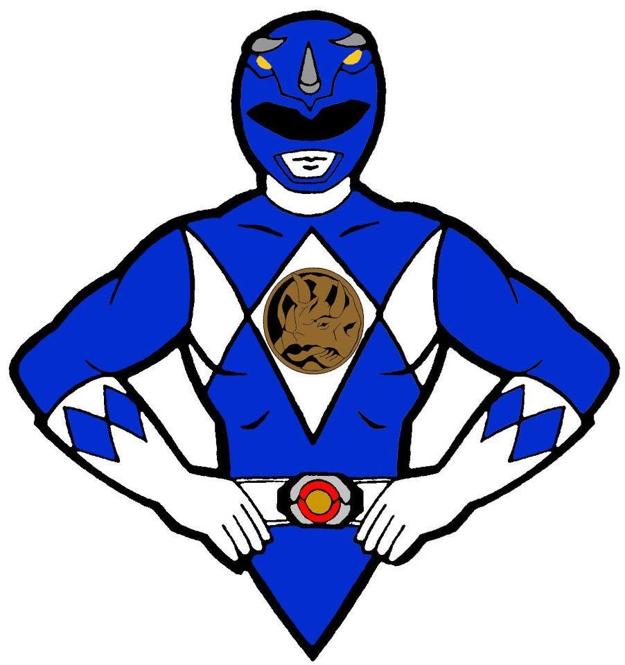 power ranger blue | Power rangers | Pinterest | Birthdays