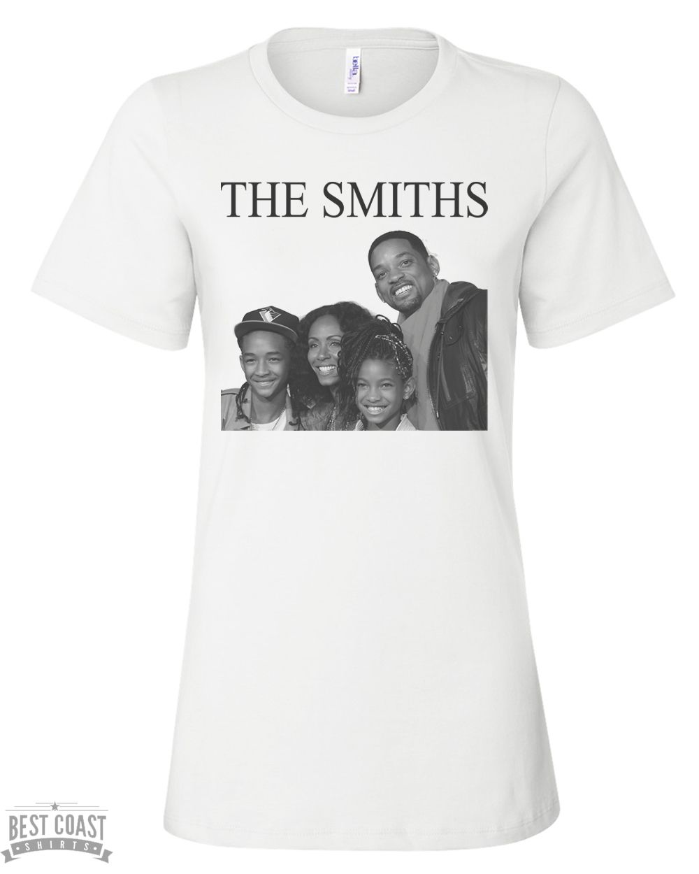 96b18abe The Smiths Family Womens T Shirt | Women's Collection | Hipster ...