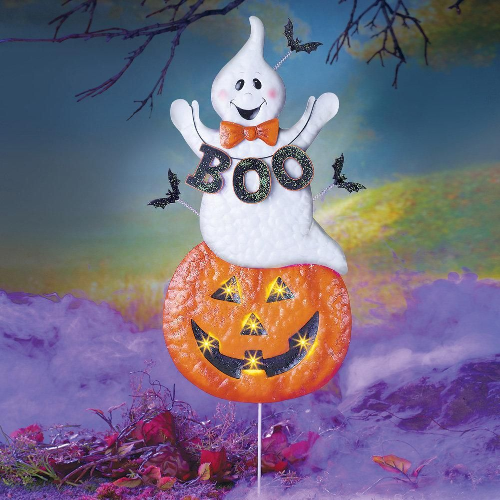 40 Funny Scary Halloween Ghost Decorations Ideas