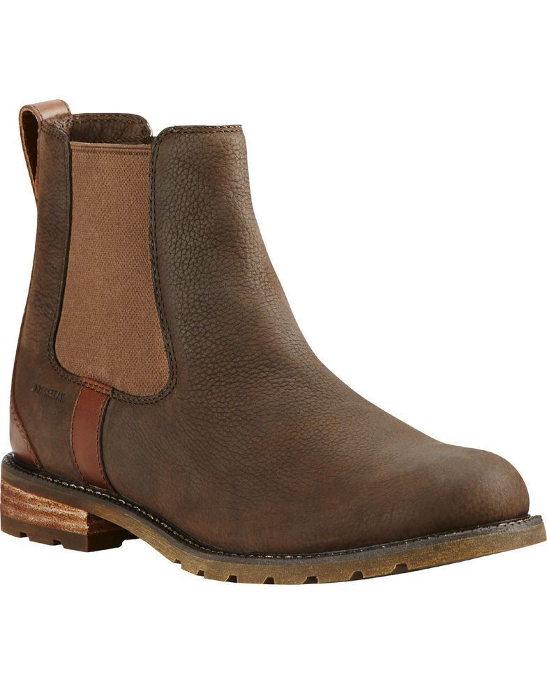 354c2373583 Ariat Women's Wexford H2O Riding Boots in 2019 | boots | Shoe boots ...