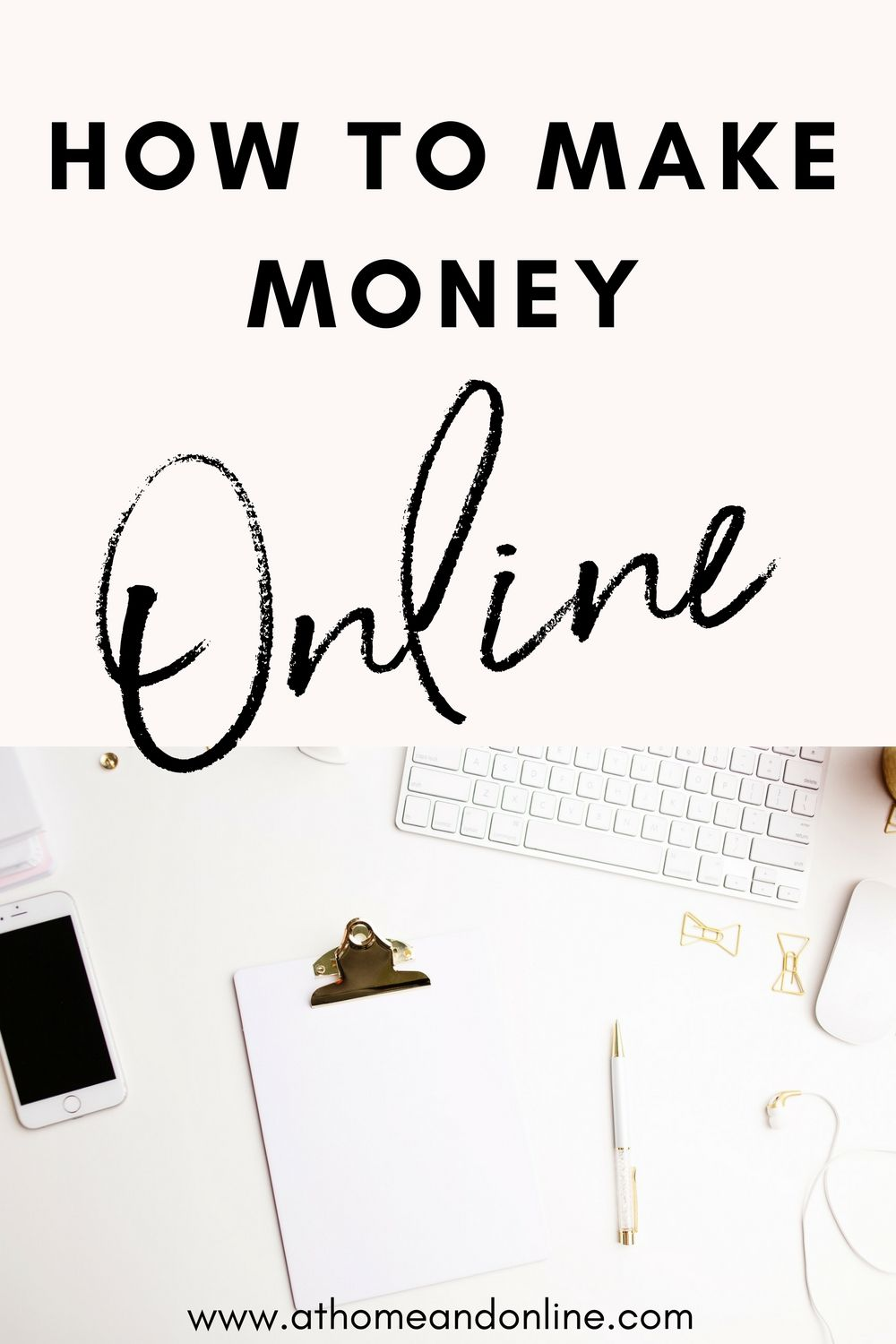 How To Make Money Online: Ideas For Working From Home