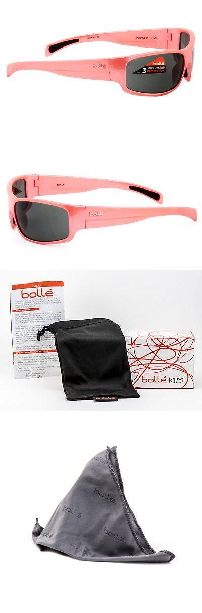 75eb02b276 Sunglasses 122340  Bolle Sunglasses Children S Kid S Piranha Jr. Shiny Pink  Tns 11406 - Free Cloth -  BUY IT NOW ONLY   24.97 on  eBay  sunglasses   bolle ...
