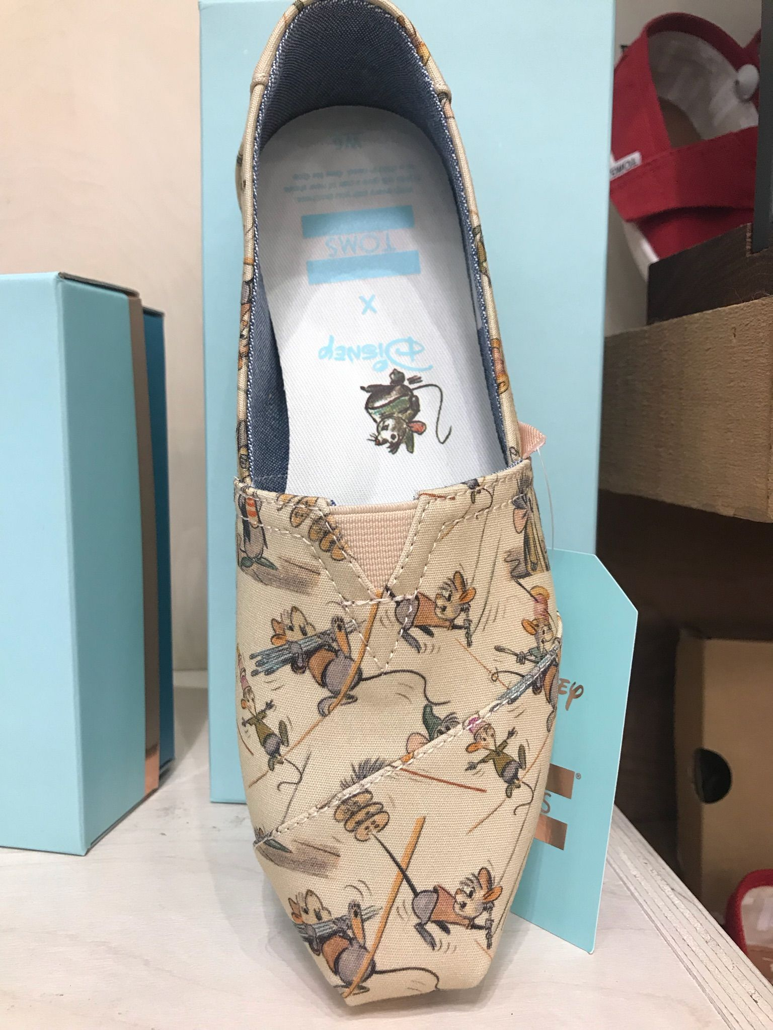 6dba99ba6f2 More Cinderella Inspired Disney x Toms Available At Disney Springs ...