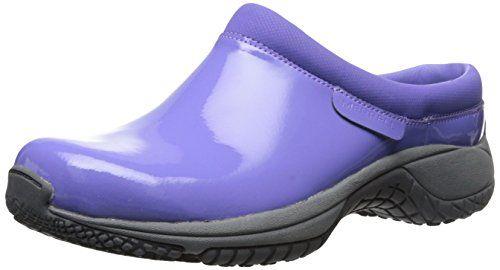 5ac4e91b Merrell Women's Encore Slide Pro Shine Slip-Resistant Work Shoe ...
