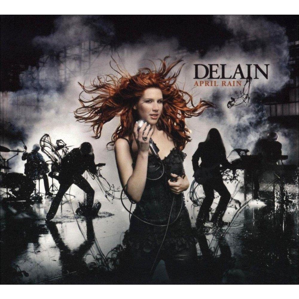 Delain - April Rain (Bonus Track) (CD)