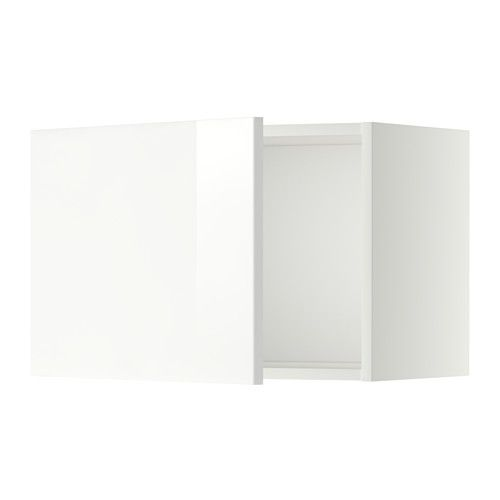 Best Metod Wall Cabinet White Ringhult White Ikea Wall 400 x 300